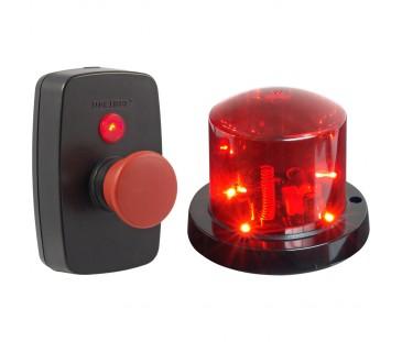D258 GII A - Alarme de Emergência Sem Fio ( NBR 9050 )