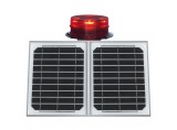 D340 - Sinalizador Solar Para Torres