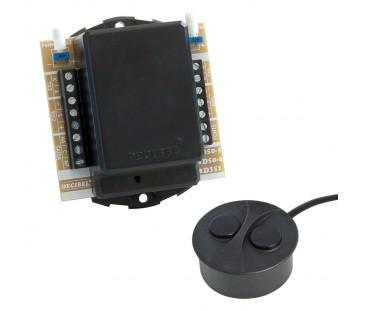 D351 - Detector De Piso Para Veículos (Kit)