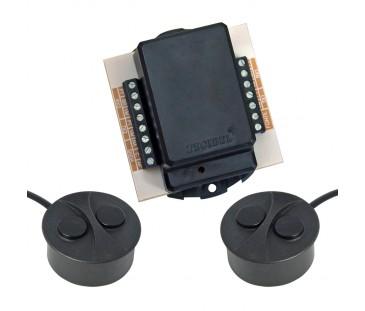 D351 Sensor Detector de piso para presença de Veículos (Kit)