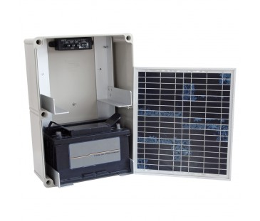 D402 - Sistema de Energia Solar 400 W.
