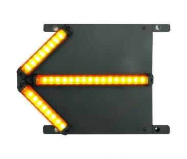 Kit D272C - Sinalizadores Seta Led + Central De Efeitos