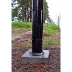 Barreira DEC TOWER I.V.A D200L com fixação adicional
