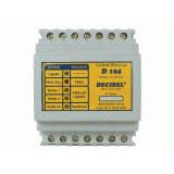 D194 Controle Bimanual com Relé de segurança Categoria 4