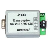 Conversor RS232 para RS485