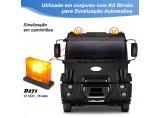 D249 - Kit Strobo para Sinalização Automotiva