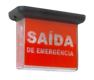 D255 - Sinalizador de Saída de Emergência