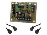 D50-8 - Sensor Duplo para Detecção de Sentido da Interrupção