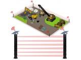 Proteção Perimetral para Máquinas Operatrizes em Obras
